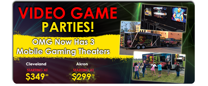 video gametruck akron canton medina